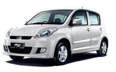Perodua Myvi (via MCR (N9))