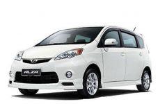 Perodua Alza (via MCR (N9))
