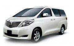 Toyota Alphard (via MCR (N9))
