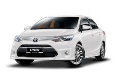 Toyota Vios (via MCR Melaka)