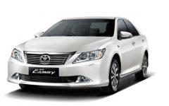 Toyota Camry (via MCR Melaka)