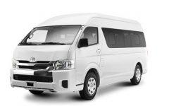 Toyota Hiace (via MCR Melaka)