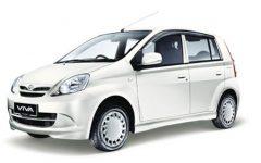Perodua Viva (via MCR (Ipoh))